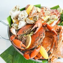 crab lunch buffet bangkok