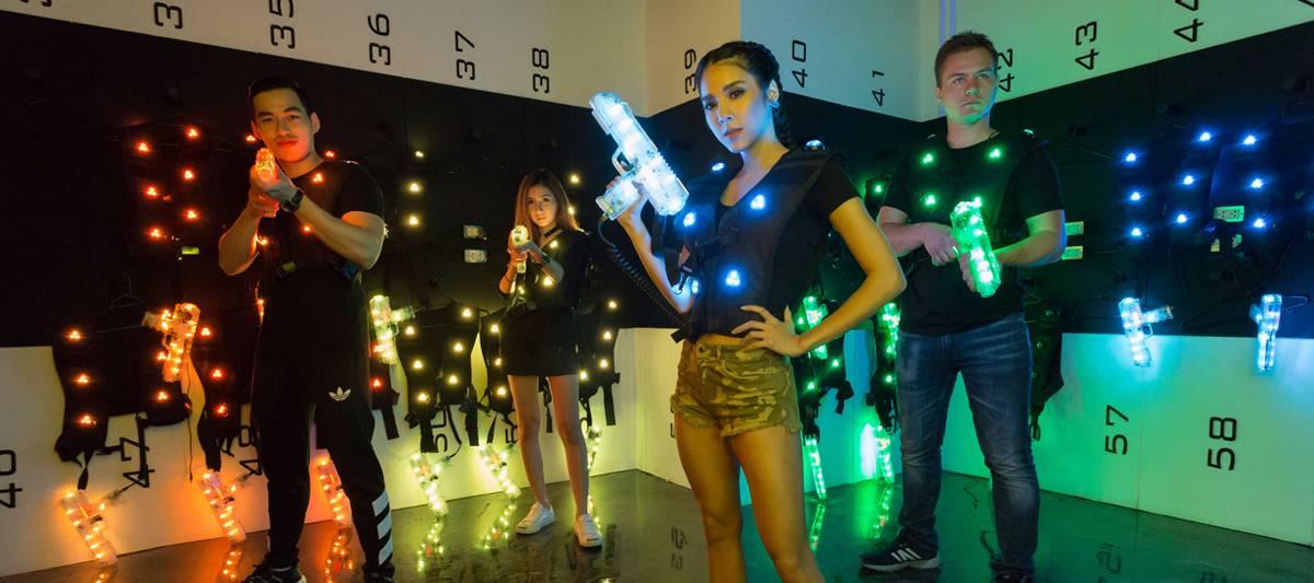 Siam Laser Game