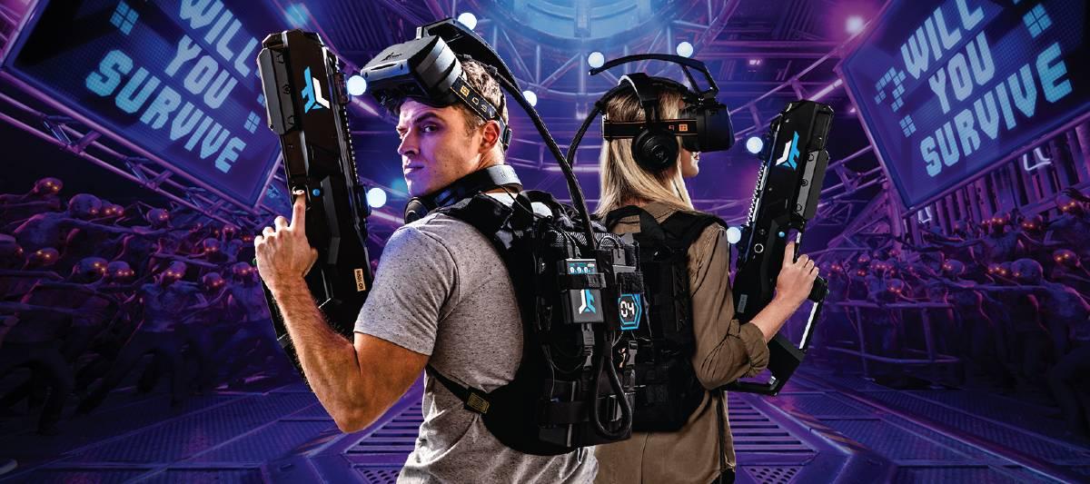 Zero Latency VR Game