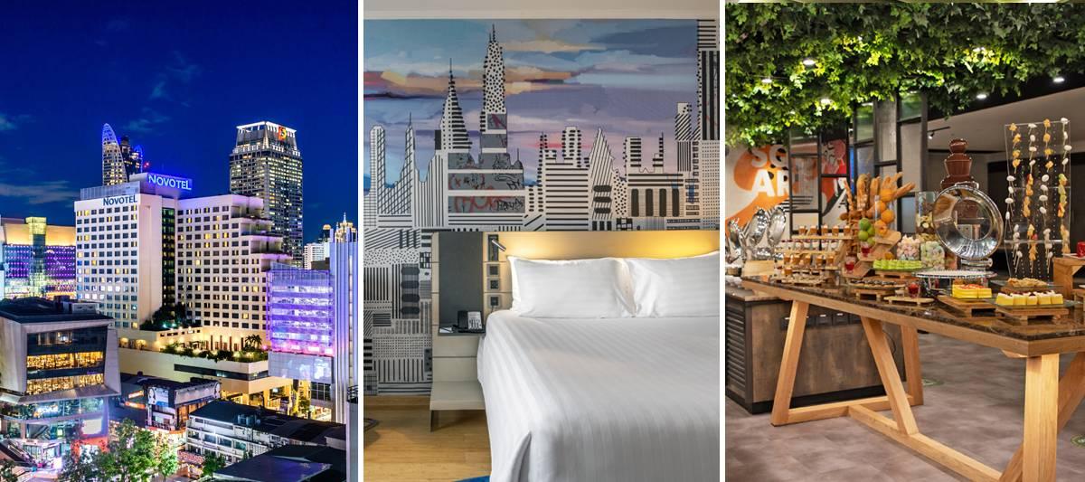 Book a Bangkok Hotel